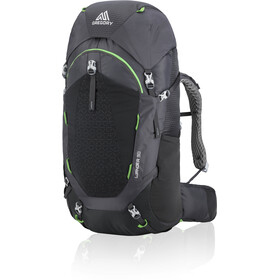 Gregory Wander 50 Backpack Youth shadow black